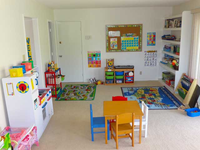 ABC Time Preschool - Area 3