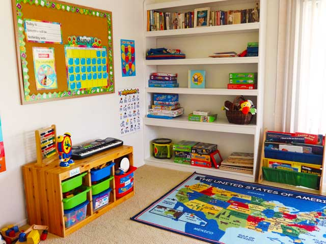ABC Time Preschool - Area 1
