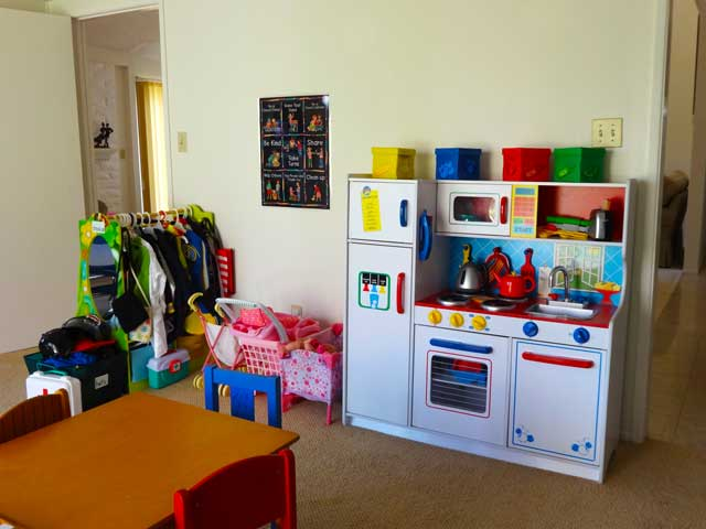 ABC Time Preschool - Area 9